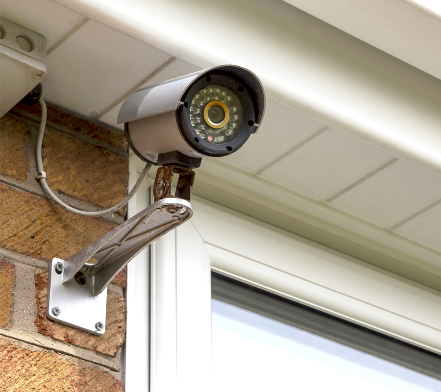 CCTV installation is one of the best ways to prevent crime and provides live viewing for peace of mind