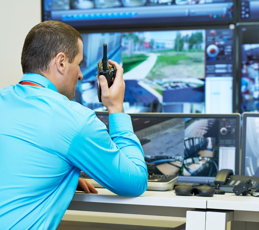 ETI Security Systems provide CCTV instillation and 24 hour monitoring